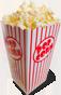 Free 46 oz. Popcorn